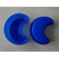 Wholesale Blue Crescent Moon Silicone Cake Mould , Non-sticking Impermeable Jelly Mould from china suppliers