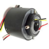 Wholesale 12 Wires High Current Performance through hole slip ring For Machinery Parts from china suppliers
