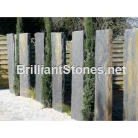 Wholesale Black Slate Palisade/Pillar/Balustrades from china suppliers
