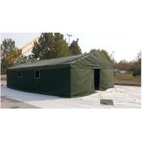 5x8m Outdoor  Waterproof Canvas Camping Military Frame Army Tent
