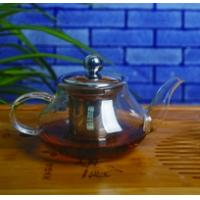 Wholesale Transparent Glass Teaset & Teapot With Infuser from china suppliers
