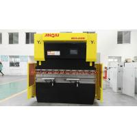 Wholesale Steel Panel / Box Shaped CNC Press Brake Machine 2000mm Length Section Punching from china suppliers