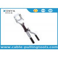Wholesale 60KN Cutting Force Protable Hydraulic Cable Cutter / Wire Rope Cutting Tools from china suppliers