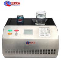 Wholesale Airport , Train Station Security Bottle Liquid Scanner from china suppliers