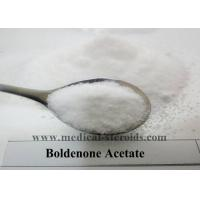 Quality Purity 99% Raw Steroid Powders Boldenone Acetate For Burnning Fat USP for sale