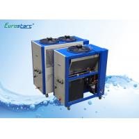 Wholesale Energy Saving Commercial Cooling Water Chiller Units Hermetic Type Compressor from china suppliers