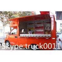 Wholesale diffierent colors mobile food truck for sale, mobile sales vending truck factory price, chengli factory food truck from china suppliers