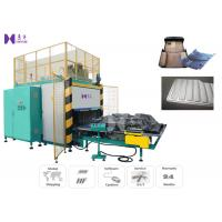 Wholesale Automatic HF Floor Mat Welding Machine Slide Tray Style 15KW 3-5 Pcs / Min from china suppliers