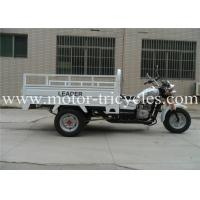 Wholesale Air Cooling Engine Eec Tricycle Three Wheel , Cargo Motor Tricycle Optional Color from china suppliers