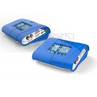 "Wholesale Plastic Blue 100 Watt 3.2"" Display RC Car Battery Charger With PB Battery 2-20V from china suppliers"