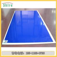 Wholesale 30 Layers Peel Off Sticky Entrance Mats , PE Dust Control Sticky Mat from china suppliers