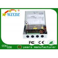 Quality 2 Years Warranty 9 Channel Output 120W AC DC Switching Power Supply CCTV Screen for sale