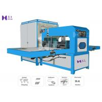 Wholesale 1100×1100MM HF PVC Welding Machine , Air Filter Bag HF Welding Equipment from china suppliers