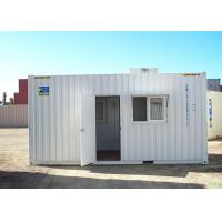 Wholesale Recycle Eco Prefab Container Homes  Flat Pack Commercial Buildings For Guard House from china suppliers