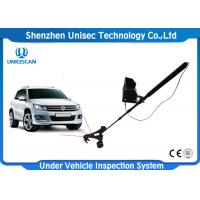 Wholesale Uniqscan under vehicle inspection camera with double HD digital camera 7 inch DVR from china suppliers