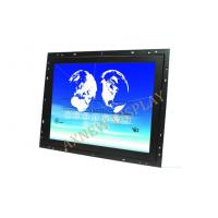 Wholesale 12.1 inch Industrial Thin Rack Mount LCD Monitor 400cd/m^2 TFT ATM Display from china suppliers