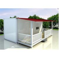 Wholesale Economical EPS Neopor flat pack prefab modular house with Bathroom from china suppliers
