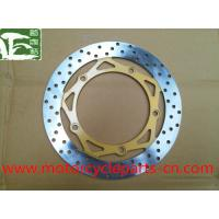 Wholesale Bajaj NS200 Motorcycle Spare Parts Sport Bike Front  Rear Steel Brake Disc 276mm from china suppliers