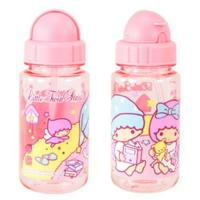 Wholesale 14oz Authentic Sanrio Little Twin Stars Tritan BPA FREE Kids Water Bottle+Straw from china suppliers
