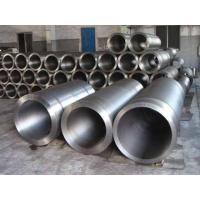 Wholesale AISI 441 UNS S44100 1.4509 X2CrTiNb18 Forged Forging Steel  Hollow Bar Pipe Tubes Tubings Piping Shells Casing Case from china suppliers