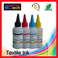 Wholesale White DTG Ink for Direct To Garment Textile Printer with Competitive Price in digital printing from china suppliers
