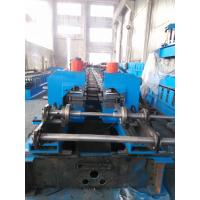 Wholesale Galvenized Steel Purlin Roll Forming Machine Quick Interchangeable C / Z Hydraulic Cutting from china suppliers