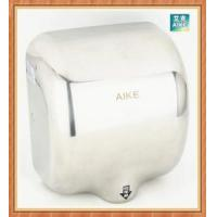 Wholesale LVD Certificate Most Popular Eco Manual Automatic 304 Stainless Steel Small Single High Speed Aike Jet Hand Dryer (AK2800) from china suppliers