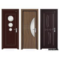 Wholesale Luxury & Nature Wood PVC Doors with 90mm - 350mm Thickness Wall from china suppliers