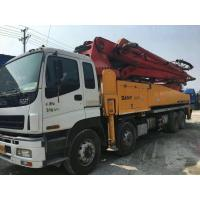Buy cheap Hot sale sany 38m high quality used concrete pump truck cheap sale from wholesalers
