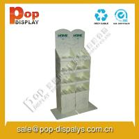 Wholesale White Plate Cardboard Store Displays For Advertising / Exhibition from china suppliers