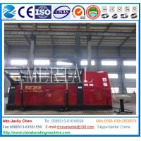 Wholesale Hot! Mclw12xnc Series Large Hydraulic CNC Four Roller Plate Bending/Rolling Machine from china suppliers