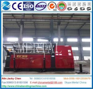Quality Hydraulic CNC Plate rolling machine /4 Roll Plate Rolling Machine with CE Standard for sale