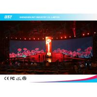 Quality Stage Concert Show P6.25 Rental LED Display Panel with 1/10 Scan Driving Mode for sale
