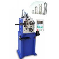 Quality High Efficiency Wire Bending Machine , Belleville Spring Coiling Machines With 2 Axis for sale
