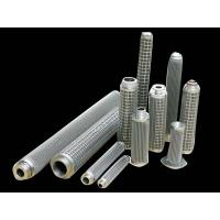 Wholesale High precision Liqiud And Gas Pleated / Folding Micron Filter Cartridges from china suppliers