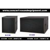 Buy cheap Disco Sound Equipment / 2x18