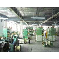 Buy cheap PLC Controller Wire Packing Machine , Double Layer Steel Coil Wrapping Machine HT-50L from wholesalers