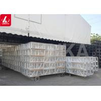 Buy cheap Outdoor Aluminum Alloy Truss Concert Event Stage Lighting Truss from wholesalers