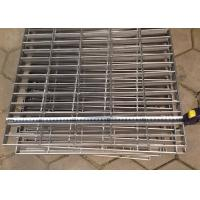 Quality 25 X 5 Stainless Steel Grating Walkway Acid Pickling Surface Plain Bearing Bar for sale