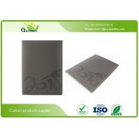 Wholesale Personalised Embossed Notebooks with 2mm Thick Greyboard Cover 100 Sheets Inside Paper from china suppliers