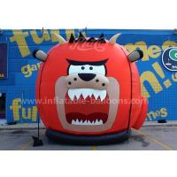 Buy cheap Popular Pokemon Inflatable Bouncer Castle / Customized Inflatable Cartoon Castle For Kids from wholesalers
