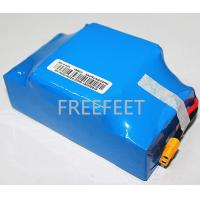 Wholesale Portable Rechargeable Lithium Battery Pack 42V , High Capacity 2150mAh from china suppliers