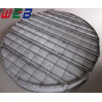Wholesale Round Wire Mesh Demister Pads (DN300-6000) from china suppliers