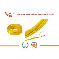 Wholesale 200 Degrees Teflon Insulated Thermocouple Cable Type K 2*0.2mm 500m Roll from china suppliers