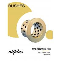 Buy cheap Press Die Bushes C86300 430B Cast Bronze Brass Alloy Self Lubricating Solid Lubricant Bronze Bearings with Graphite from wholesalers