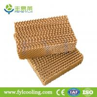 Wholesale FYL 5090 cooling pad/ evaporative cooling pad/ wet pad from china suppliers