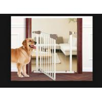 Wholesale High Grade Expandable Safety Gate For Kids With Double Locking Device from china suppliers