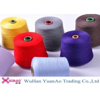 Quality Ring Spun Polyester Yarn For Sewing Thread , Custom Colorful Polyester Thread Wholesale for sale