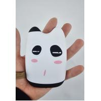 Wholesale White Totoro Cute Portable Phone Charger Dual USB Smart Power Charger High Performance from china suppliers