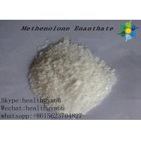 Wholesale Bodybuilding Prohormones Muscle Mass Steroids CAS 303-42-4 Methenolone Enanthate 100MG/ML from china suppliers